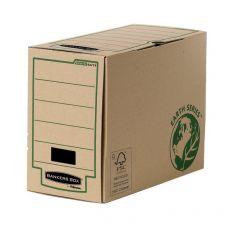 Contenitore Archivio Legal Dorso 15 cm Bankers Box Earth Series Fellowes - 4471901 (Conf.20) - Fellowes