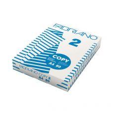 Carta Copy 2 Fabriano - A4 - 80 g/mq - 789098 (minipallet 50 risme) - Fabriano