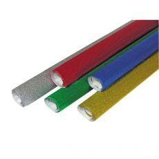 Carta Crespa CWR - 50x150 cm - Metallizzata - argento - 60 g/mq - 2196/2 - DECO