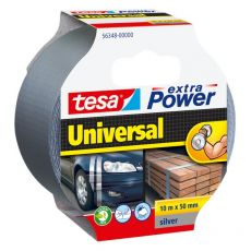 Nastro Extra Power Tesa - Extra Power Universal - Grigio - 10 M X 50 mm - 56348-00000-06 - Tesa