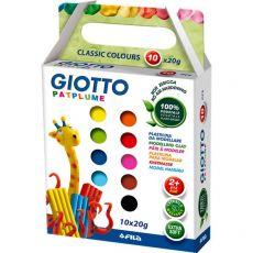 Astuccio Giotto Patplume  - Classici - 10x20 G - 512900 - Giotto