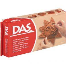 Panetto Das - terracotta - 1 kg - da 3 anni in poi - 387600 - DAS
