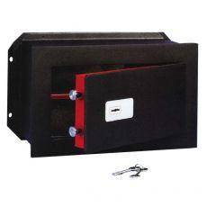 Cassaforte sicurezza da mobile e da muro mr-mondial - 21x19,5x31 cm - 19x29x14 cm - SC1PXL - mr-mondial