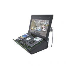 Caricatore Multifunzione da tavolo per iPad/tablet PC - Nero - 62640095 - Leitz