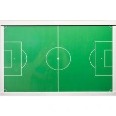 Lavagna magnetica campo da calcio Sgs - 120x90 cm - verde - PS 558 - SGS