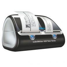 Dymo LabelWriter 450 Twin Turbo - taglio manuale - 71 etichette/minuto - S0838890 - Dymo