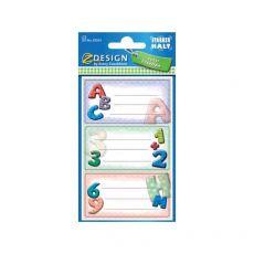 Etichette adesive per libri ZDesign by Avery - ABC - 59203 (conf.2) - ZDesign by Avery