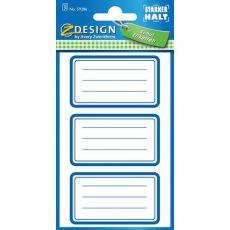 Etichette adesive per libri ZDesign by Avery - cornici - 59286 (conf.3) - ZDesign by Avery