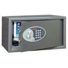 Cassaforte da mobile con chiusura elettronica Phoenix - valori e documenti - 44x35x24 cm - SS0803E - Phoenix