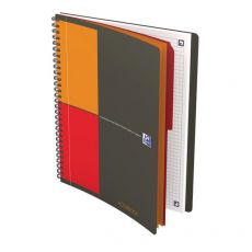 Blocchi spiralati Activebook International Oxford - B5 (18x25 cm) - 5 mm - 80 - 90 g/mq - 400080786 - Oxford