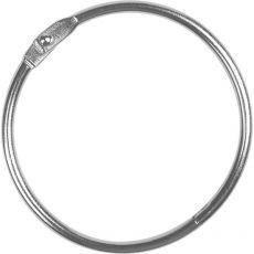 Anelli Metallici Niji - 5,2 cm - 455 (Conf.50) - Niji