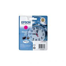 Originale Epson C13T27034010 Cartuccia inkjet blister RS Sveglia 27 ml. 3,6 magenta - Epson