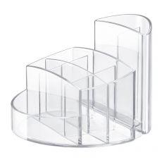 Portaoggetti RONDO HAN - cristallo - 17460-23 - HAN