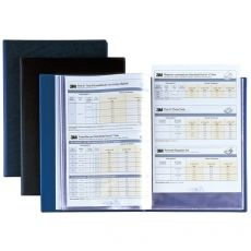 Portalistini Eco L Sei - Nr. Buste 24 - 22x30 cm - blu - 56222407 - Sei Rota