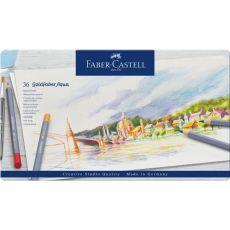 Astuccio matite colorate GOLDFABER AQUA Faber Castell - 3,3 mm - 114636 (conf.36) - Faber Castell