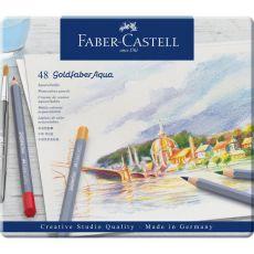 Astuccio matite colorate GOLDFABER AQUA Faber Castell - 3,3 mm - 114648 (conf.48) - Faber Castell