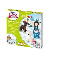 FIMO® kids scatola gioco form&play Staedtler - Principessa dei ghiacci - 8034 18 LY - Staedtler