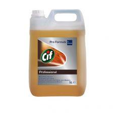 Detergente liquido legno Cif - 5 l - 100956988 - Cif
