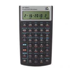 Calcolatrice finanziaria universale HP10BII+ - 12 cifre - nero - HP-10BIIPLUS/UUZ - HP