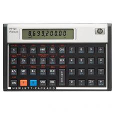 Calcolatrice finanziaria HP 12C Platinum - HP-12C PLAT/UUZ - HP