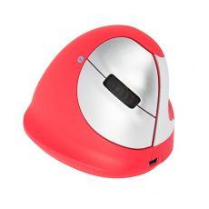 Mouse ergonomico HE Sport R-GO Tools - wireless - destri - rosso - RGOHEREDR - R-GO Tools
