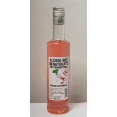 Alcool Etilico Denaturato 90° - 500ml - Bottiglia Vetro - SAI