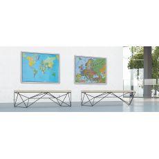 Cartina magnetica - politica - ITALIA - 100x140 cm - Nobo