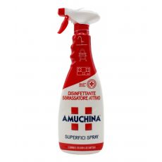 Disinfettante Sgrassatore Attivo Spray - Amuchina - 750ml - Amuchina