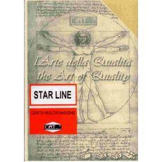 Carta CIAT Star Line - Formato A4 - 240gr - Colore Quarzo - CIAT