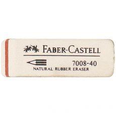 Gomma in caucciù 7008-40 Faber Castell - 180840 - Faber Castell