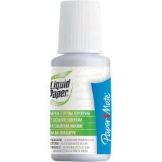 Correttore fluido Liquid Paper Papermate - 20 ml - S0900101 - Papermate
