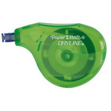 Correttore a nastro Dryline Papermate - 5 mm - 12 m - S0744000 - Papermate