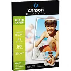 Carta fotografica Everyday Canson - Photo Matt Double Face - 170 g/mq - A4 - 200004317 (conf.50) - Canson