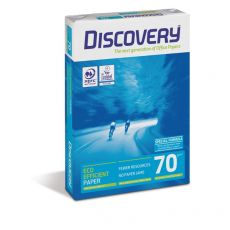 Discovery 70 - A4 - 70 g/mq - 38818X (pallet 240 risme) - Discovery