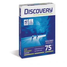 Discovery 75 - A4 - 75 g/mq - 38820X (pallet 240 risme) - Discovery