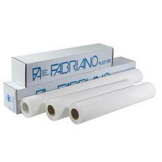 Carta per plotter FABRIANO - Formato 61 x 50mt - 90gr. - FABRIANO