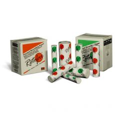 Rotolo fax G3 Rotomar - carta termica - 21,0 cm - 50 m - 25 mm - 64 mm - T0202100500259 - Rotomar