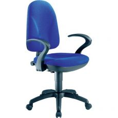 Sedia ergonomica operativa Salsa Ignifuga Unisit - ignifugo - blu - TMTM/IB - UNISIT