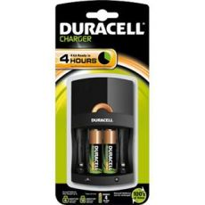 Caricabatterie Duracell - Piccolo - 4 ore - CEF14 - Duracell